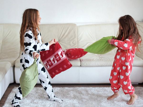 Popolare Pigiama Party organizzazione feste in pigiama per bambini - Gli  YQ68